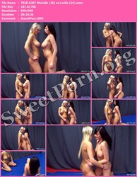 TribGirls.com TRIB-0297 Mariella (20) vs Lucille (24) Thumbnail